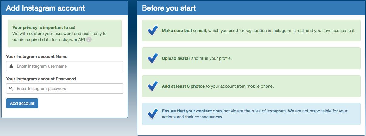 how to open 2 instagram accounts